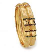 Ethnica Bangles by KaratCraft