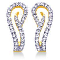 Swirly Diamond Balies by KaratCraft