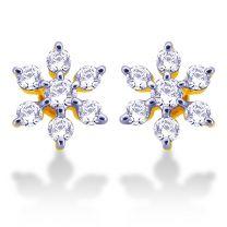 Vesta Earrings by KaratCraft