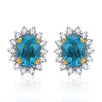 Verve Earrings by KaratCraft