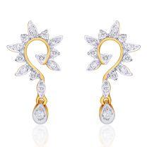 Fillie Drop Earrings by KaratCraft