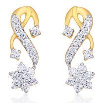 Cosmia Earrings by KaratCraft