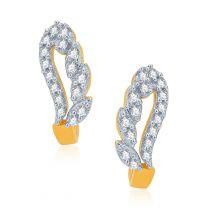 Fausta Earrings by KaratCraft
