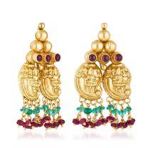 Amra Earrings by KaratCraft