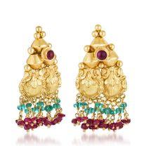 Dvedhi Earrings by KaratCraft