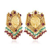 Sthiti Earrings by KaratCraft