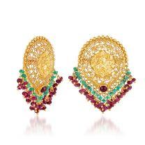 Dhara Earrings by KaratCraft