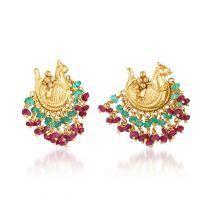 Sarika Earrings by KaratCraft
