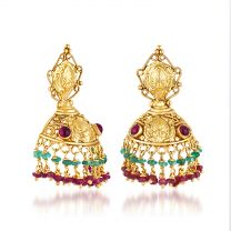 Tvishi Earrings by KaratCraft