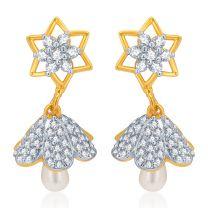 Chitravi Earrings by KaratCraft