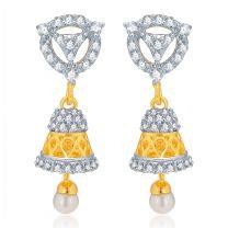 Farha Earrings by KaratCraft