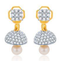 Maya Earrings by KaratCraft