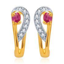 Geetanjali Earrings by KaratCraft