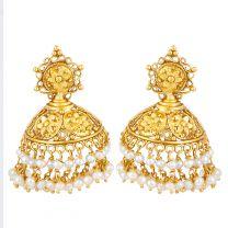 Nipuna earrings by KaratCraft