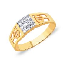 Forza Gold Ring by KaratCraft