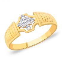 Intenso Gold Ring by KaratCraft