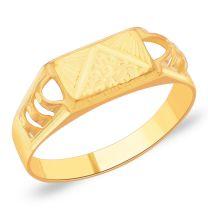 Samvarga Gold Ring by KaratCraft
