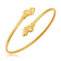 Samyaa Split Bracelet by KaratCraft
