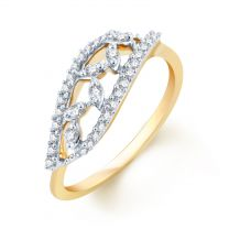 Vinah Ring by KaratCraft