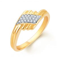 Bejewelled Ring by KaratCraft