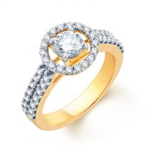 Elegani Ring by KaratCraft