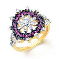 Cravina Ring by KaratCraft