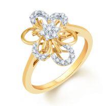 Petunia Ring by KaratCraft