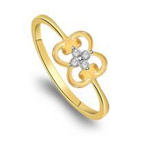 Gianina Ring by KaratCraft