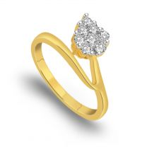 Kelina Ring by KaratCraft