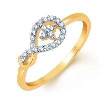 Bibiana Ring by KaratCraft