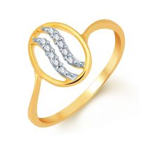 Rivule Ring by KaratCraft