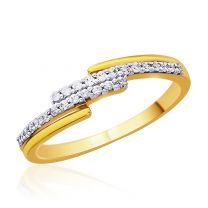 Dwella Promise Ring by KaratCraft