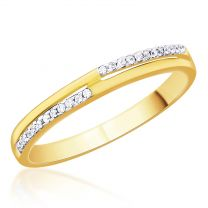 Duma Stackable Ring by KaratCraft
