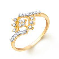 Tilottama Ring by KaratCraft