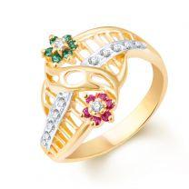 Iravati Ring by KaratCraft