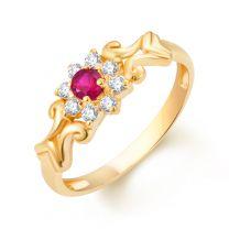 Lalima Ring by KaratCraft