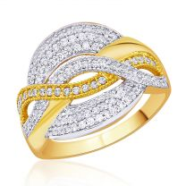 Canan Gold Ring by KaratCraft