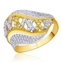 Pinar Gold Ring by KaratCraft