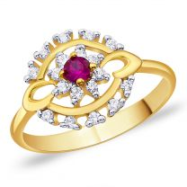 Sorica Ring by KaratCraft