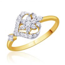 Hazan Gold Ring by KaratCraft