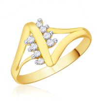 Aishna Ring by KaratCraft