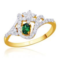 Nuray Emerald Ring by KaratCraft