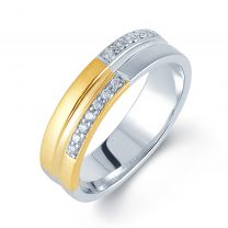 Eriana Platinum Ring by KaratCraft