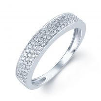 Elcasa Platinum Ring by KaratCraft