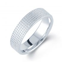 Elini Platinum Ring by KaratCraft