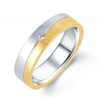 Palagio Platinum Engagement Ring by KaratCraft