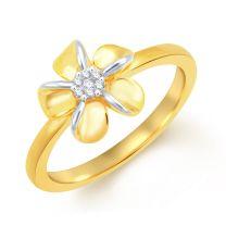 Tiwlip Ring by KaratCraft