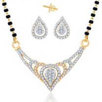 Diamond Cherish Tanmaniya Set by KaratCraft