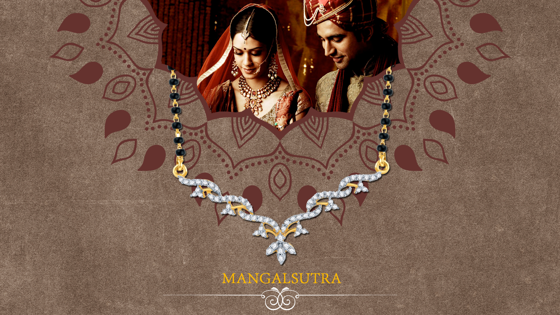A Mangalsutra Is A Gift From The Groom To His Bride