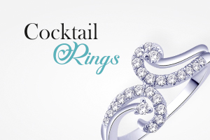 Cocktail Rings Collections